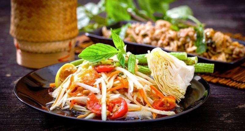 Restaurant, Licensed, Thai Cuisine