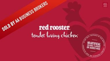 NOW SOLD! Red Rooster - Ascot Vale Melbourne AA1937