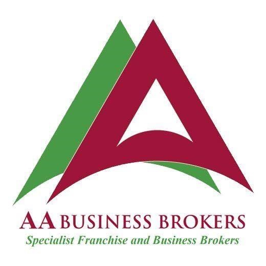 AA Business Brokers Logo