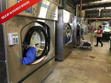 NOW SOLD!  Commercial Industrial Laundry Services | West Suburbs Melbourne ...