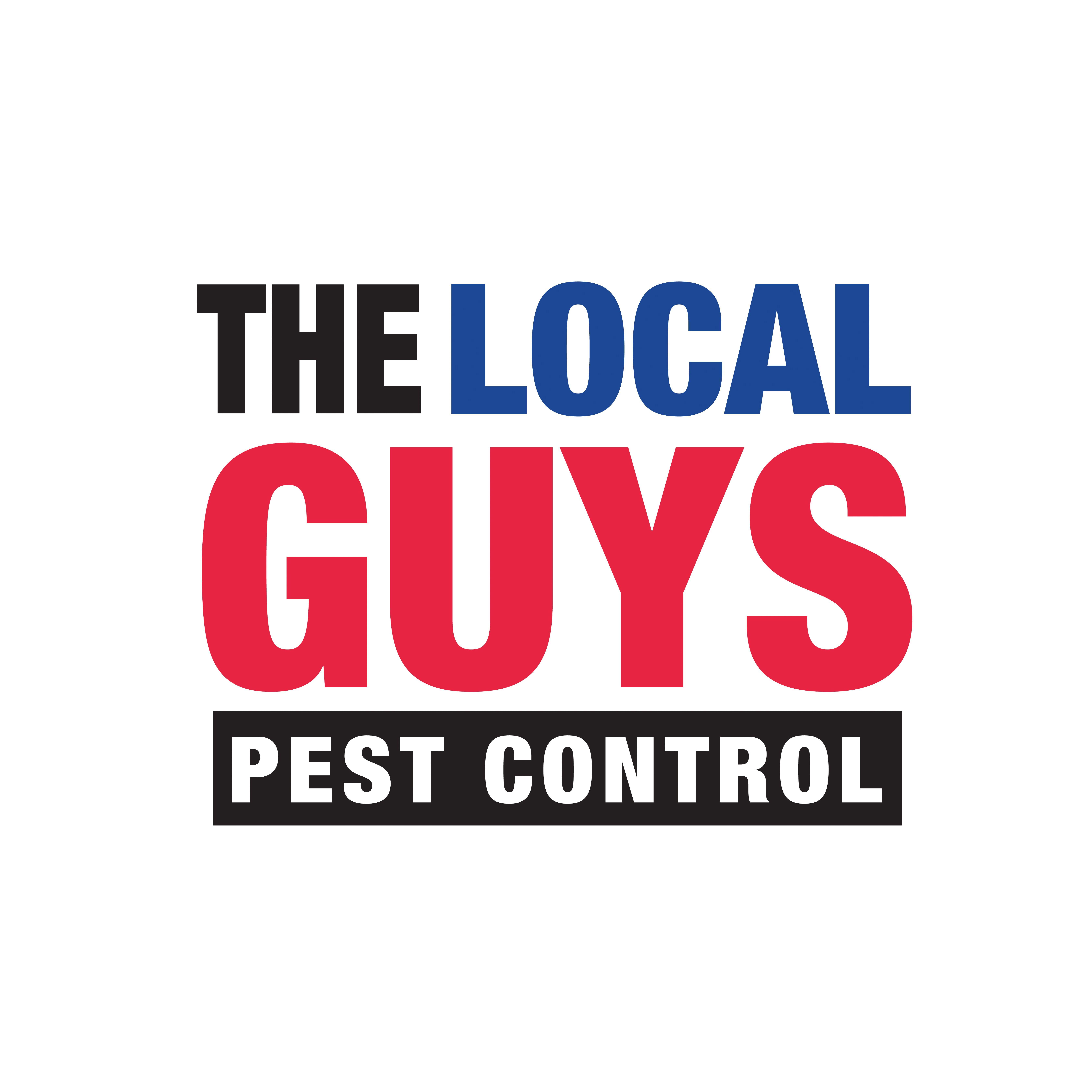 The Local Guys Pest Control Logo