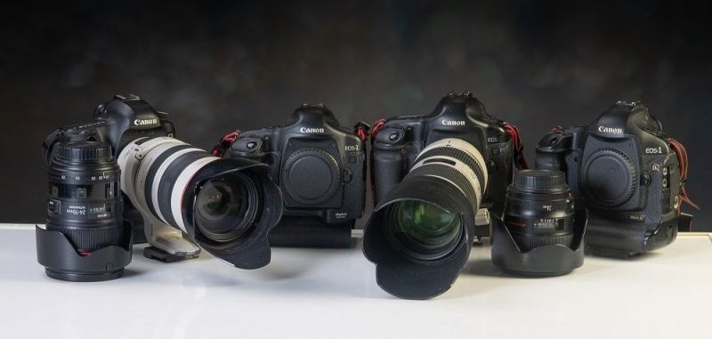 Do you have a love of photography? Some vendor finance may be available