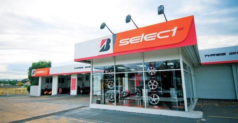 Bridgestone Select - National Award Winner Franchise - Main Road Location - Enqu