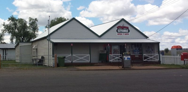 Wyreema Store - An established convenience store with NO COMPETITORS