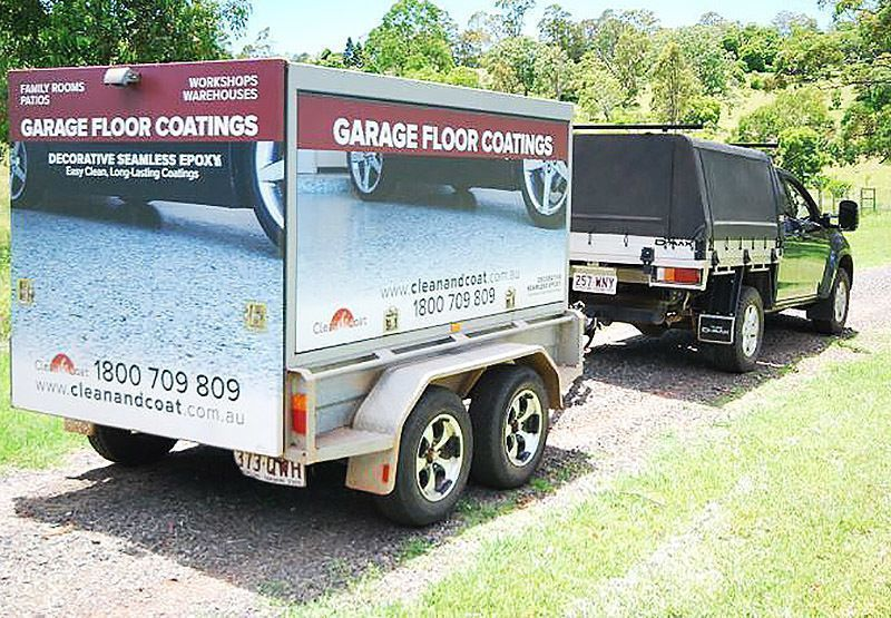 Seamless Epoxy Coatings - Huge area Brisbane, Toowoomba and surrounds