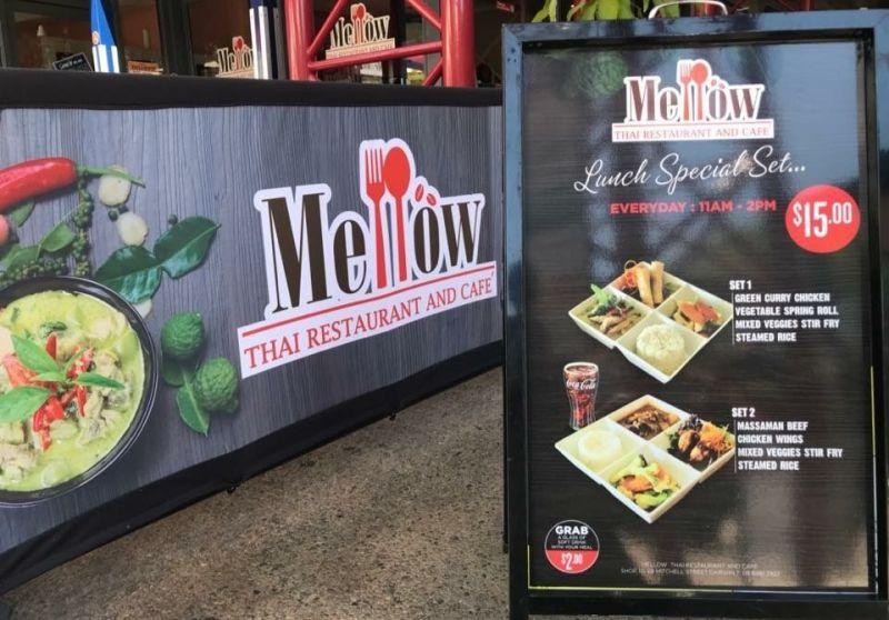 One of Darwins Best Thai Restaurants - Well under Replacement Cost