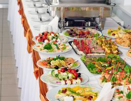 QUALITY FOOD PREPARATION & EVENT CATERING BUSINESS