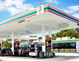 Franchise Petrol Station of Largest Petrol and Convenience Retailer for Sale