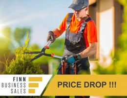 PRICE DROP!!! Easy To Run Garden Maintenance Business For Sale!!!
