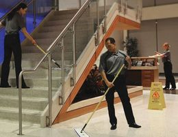 Well Established Commercial Cleaning Business in Hobart