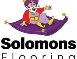 FLOORING BUSINESS FOR SALE SOLOMONS STAFFORD