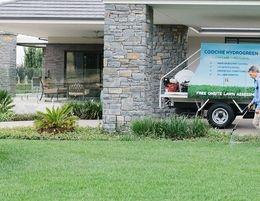 Profitable Franchise Resale - Coochie HydroGreen Lawn Care