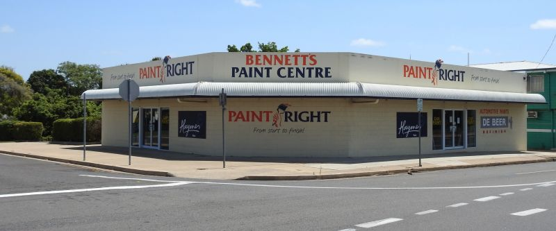 Bennett's Paint Centre - Bundaberg
