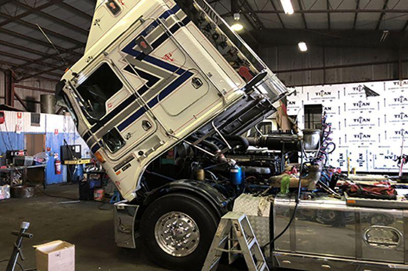 Geelong's Transport Repair Mechanics