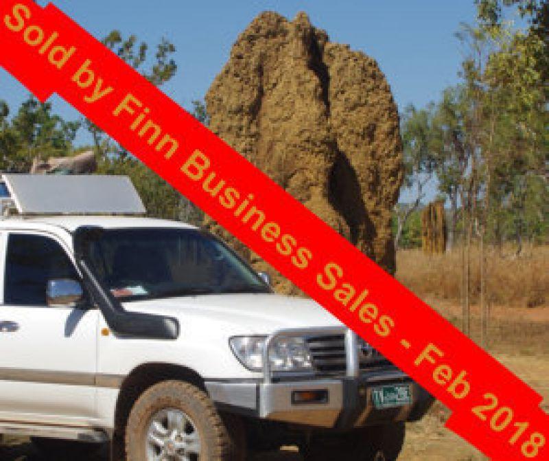 ## SOLD - Luxury Kakadu & Arnhemland 4WD Tour Business - SOLD ##