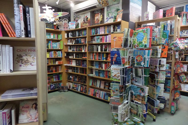 Lorne's Independent Book Store