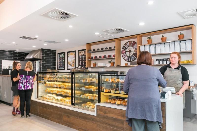 Brand NEW!  Croissant Express Cafe, Darwin, Casuarina Square. All-inclusive pric