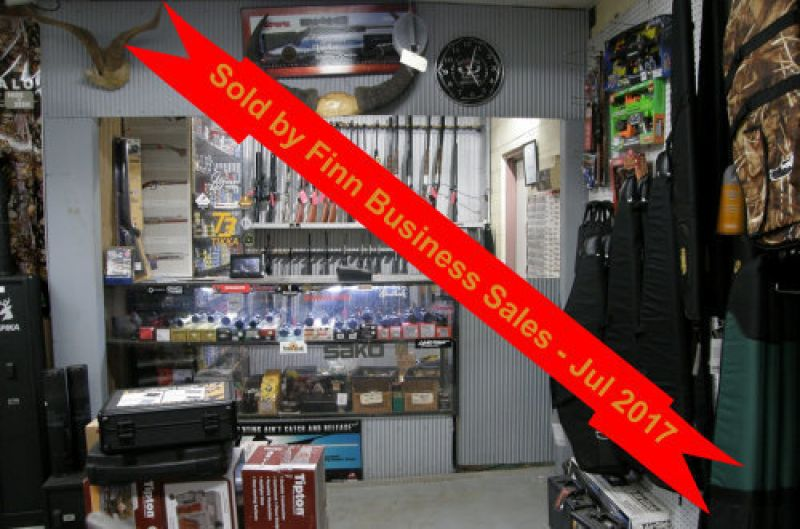 ## SOLD - Katherine Speciality Retail Store - SOLD ##