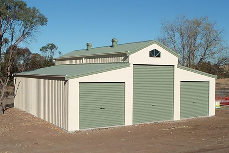 Geelong's Shed & Pergola Construction Business