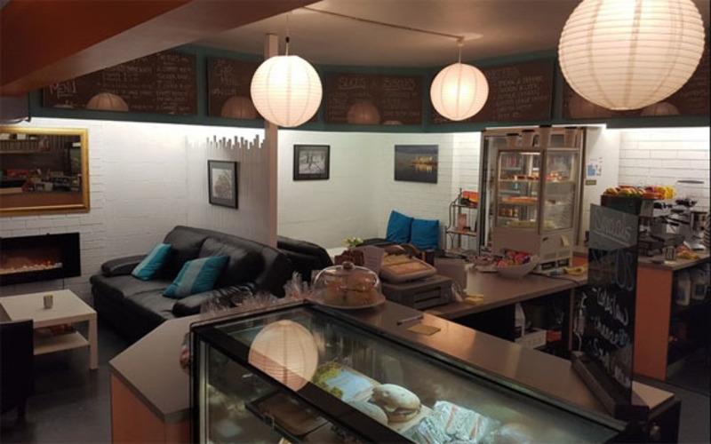 Pako's Lane-way Cafe: Priced to sell