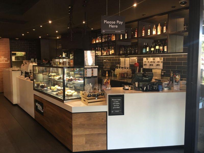 The Coffee Club Bulimba, Brisbane FOR SALE! NOW $279K + SAV