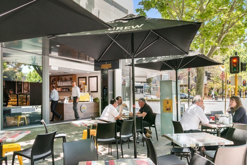 Brand NEW $250K !  Croissant Express Cafe, Karratha, Northern Territory. All-inc
