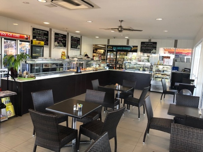Large, well situated Takeaway Caf for urgent Sale by EOI in Winnellie