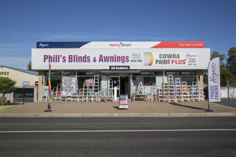 Profitable Window Covering and Paint Supply Store!