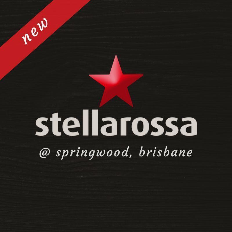 NEW STELLAROSSA CAFE - CHATSWOOD CENTRAL, SPRINGWOOD QLD