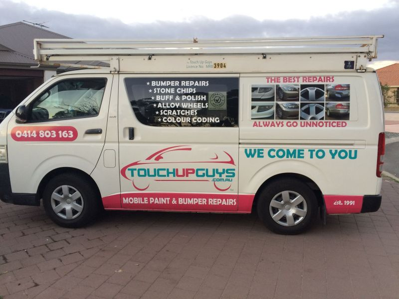 The Touch Up Guys - Fremantle to Applecross ***URGENT SALE***OFFERS CONSIDERED**