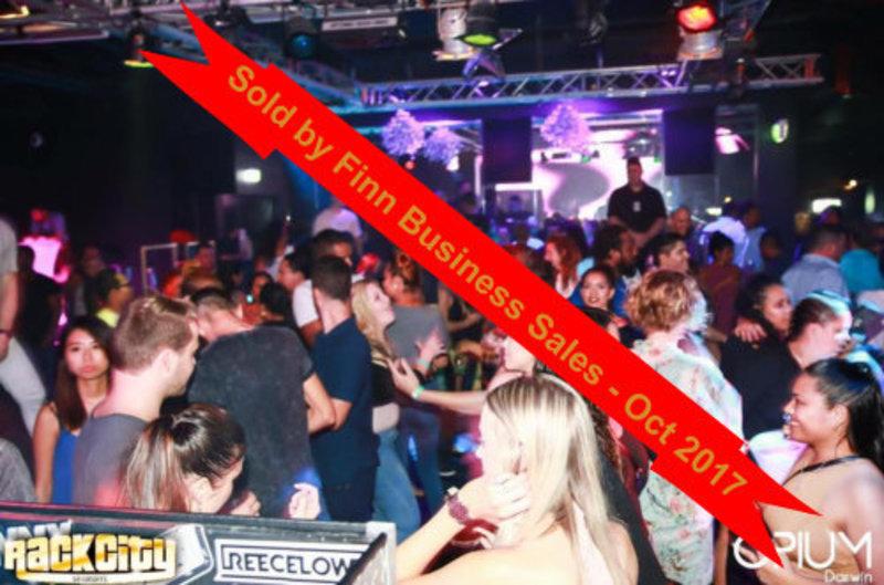 ## SOLD - Iconic Darwin Nightclub  Rare Opportunity - SOLD ##