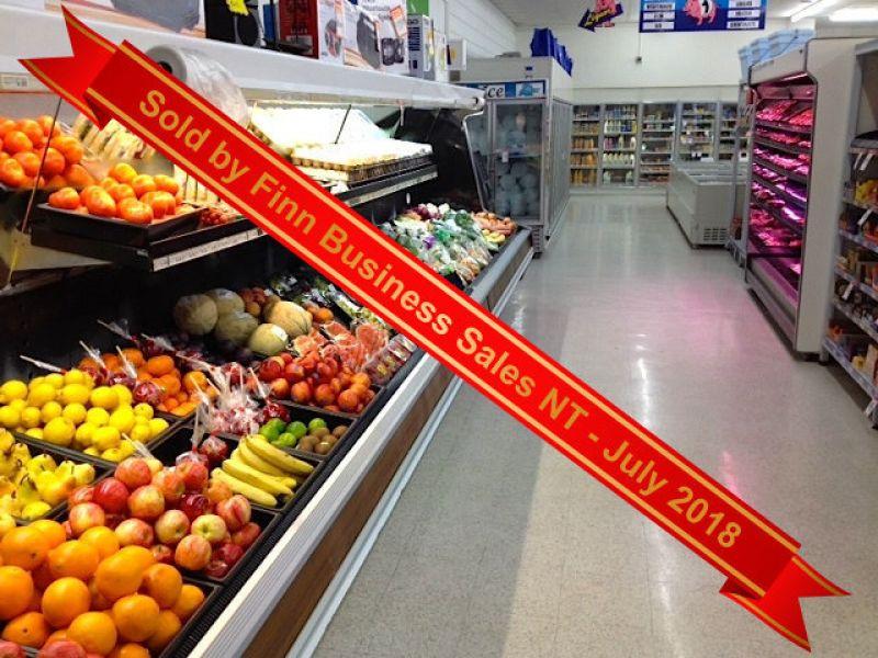 ## SOLD - Alice Springs Supermarket - SOLD ##