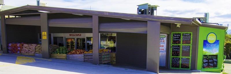 FRUIT & VEG MARKET - selling for below setup cost!