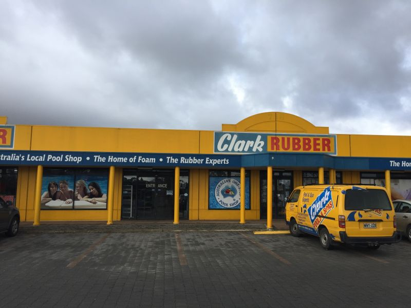 Clark Rubber MODBURY. Enquire now !
