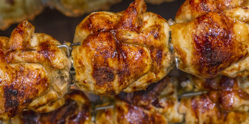 Profitable Charcoal Chicken & Souvlaki - Next to Shopping Centre - Taking $23,00