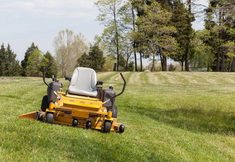 Just Listed! Mowers & Chainsaws Sales and Service Business