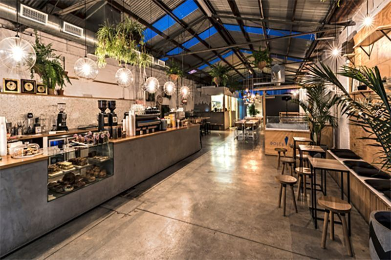 Pako's Award Winning Cafe