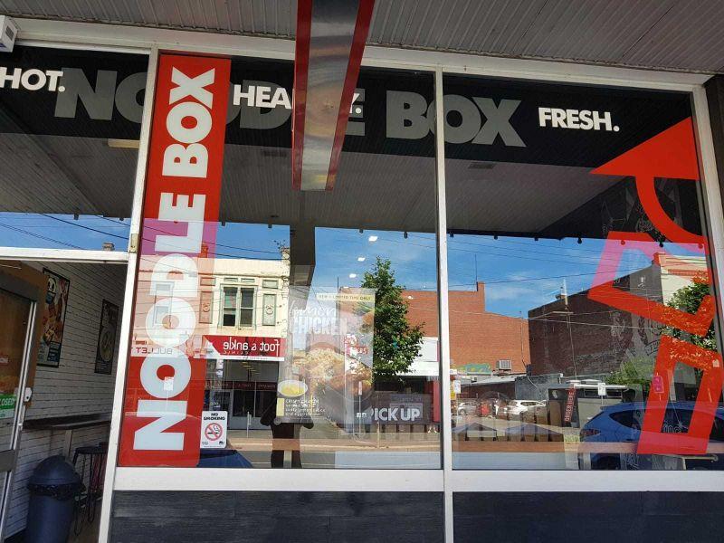 Noodle Box Ballarat