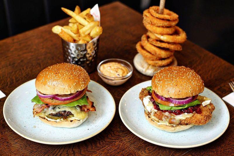 NEW! Burger Shop For Sale - Moone Ponds