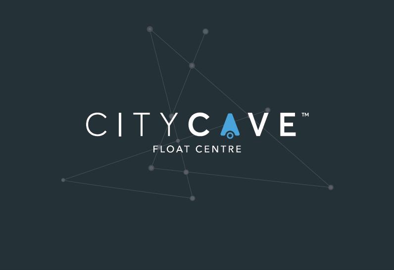 City Cave Float & Wellness Centres Logo
