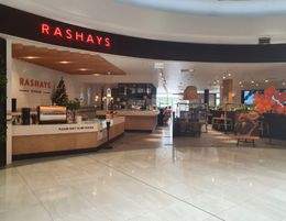 Rashays Casual Dining Restaurant Franchise For Sale