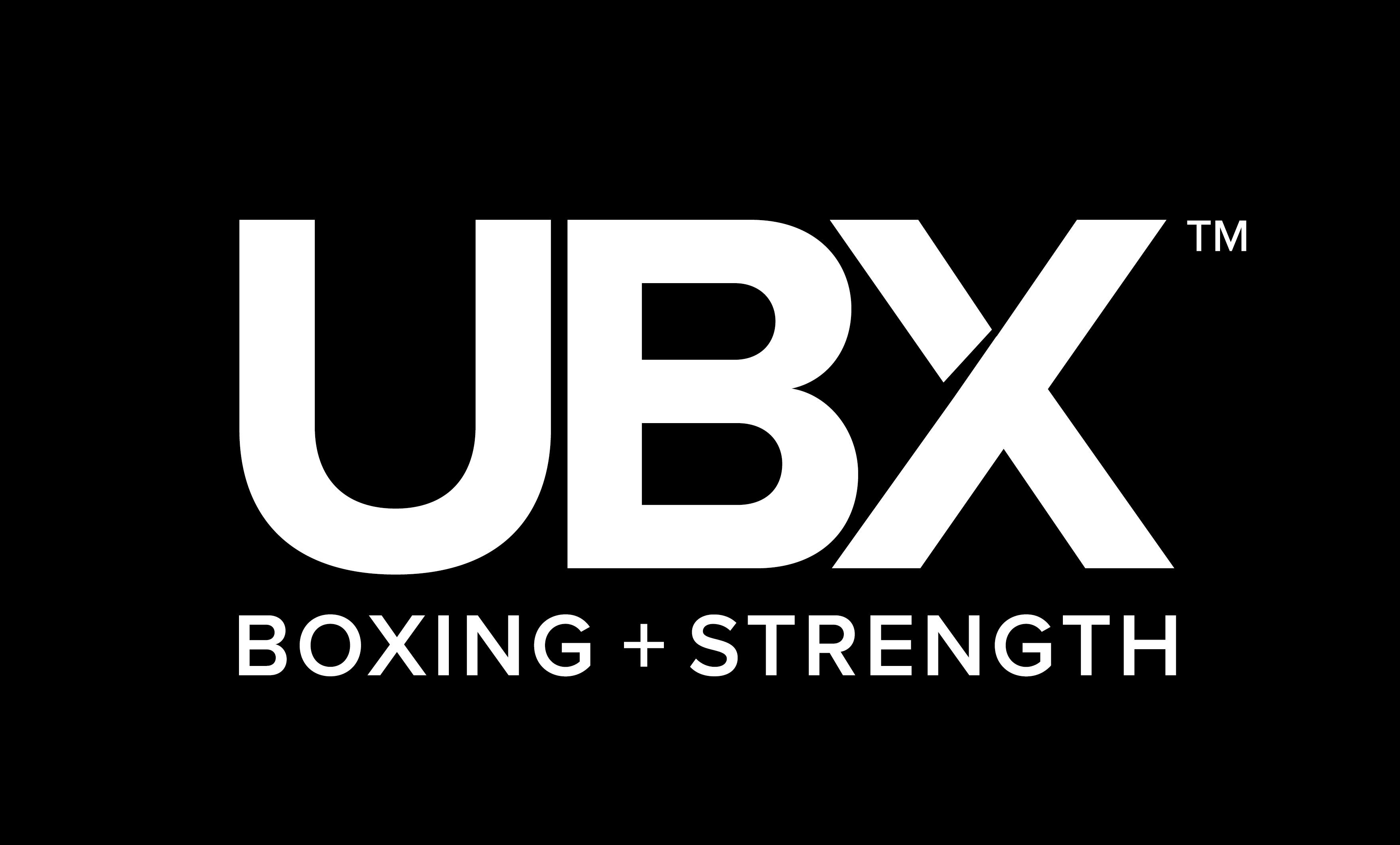 UBX Training Logo