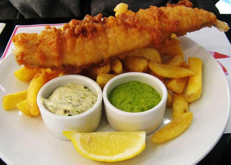 Ref: 2316, Fish & Chips, City Fringe