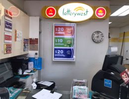 Lotto Business for Sale & Relocation