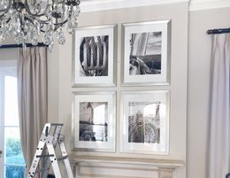 Reputable Art and Mirror Installation Business
