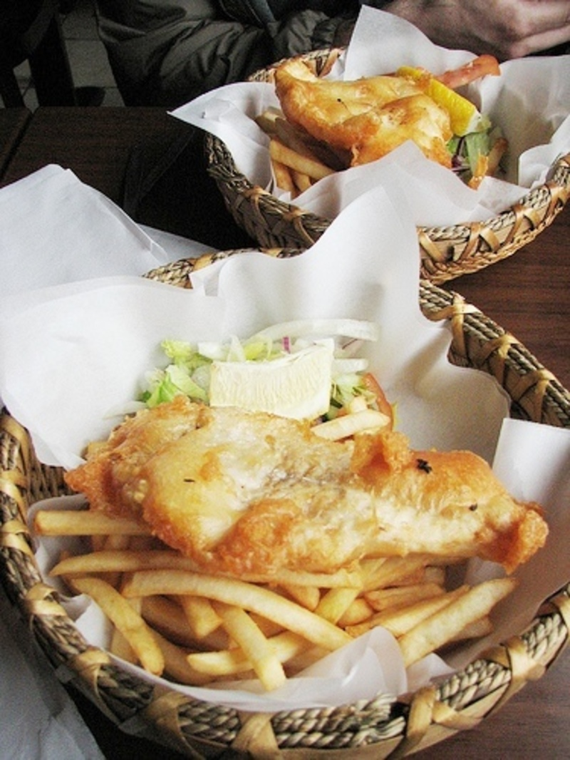 Fish and Chips Near Pascoe Vale - Ref: 18217