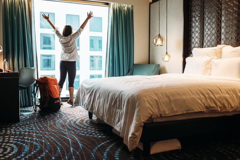 Inner City Serviced Apartments/Motel - Ref: 12012