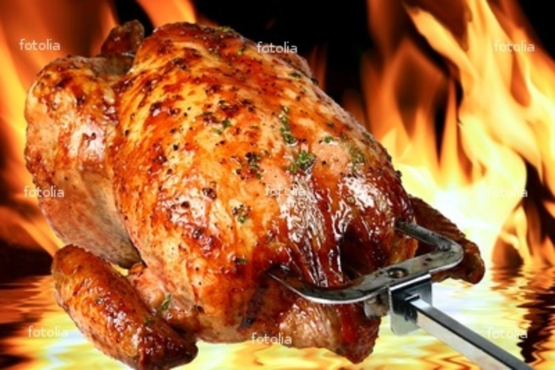 High Turnover Charcoal Chicken - Ref: 18515