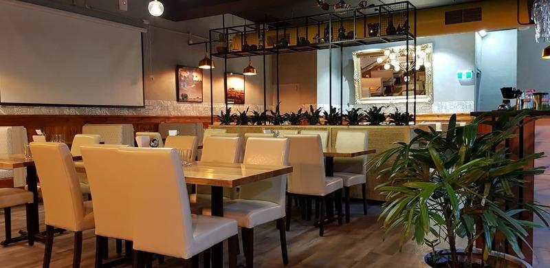 Newly Renovated Modern Restaurant Caf for sale Melbourne CBD - Ref: 17615