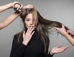 Vibrant Hairdressing Salon in CBD  Ref: 10146